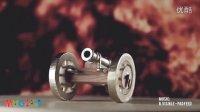 MYGIFT-手工DIY旧物改造视频-战斗民族的历史拿破仑火炮