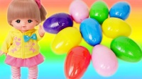 彩色奇趣蛋小马宝莉 芭比娃娃分享惊喜玩具蛋