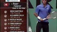费纳决:2006法网决赛