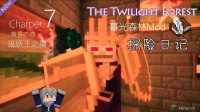 Minecraft - 暮色森林探索日记 Charper.7 巫妖王之殇