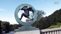 挪威《生命》主题人体雕塑公园四乐章-苏宁视野