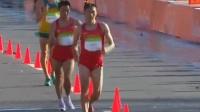 [中国金牌]男子20公里竞走王镇摘金蔡泽林夺银