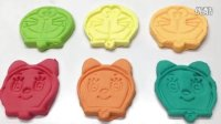 哆啦a梦 培乐多彩泥手工制作橡皮泥粘土 冰冻粘土机器猫