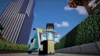 【悠然小天】我的世界模拟城市ep.58 〓摩托车〓MC=minecraft