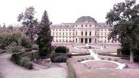 维尔茨堡-主教宫的正午