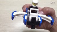 乐高积木玩具视频拼装飞机战斗机