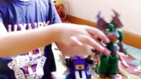 健达奇趣蛋#变形金刚奥特曼铠甲勇士新奇玩具#变形拆蛋视频亲子游戏