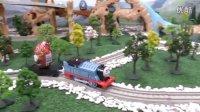 托马斯小火车 托马斯拆奇趣蛋 培西 詹姆士 板牙 趣味玩具视频