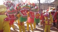 甘肃省西和县石堡乡尧门大队2010年春节社火(秧歌)