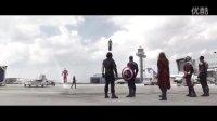 《美國隊長3》電影片段