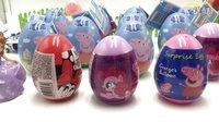 【奇趣蛋出奇蛋】迪士尼小马宝莉奇趣蛋小猪佩奇出奇蛋拆玩具