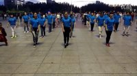 广场舞自由步12步《香吉士》