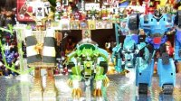 【红老弟转载】日本达人变形金刚定格动画 TAV46超载TAV47狂霹雳