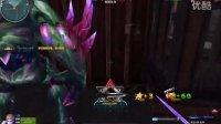 阿哲的火线精英游戏视频:700粉丝巨作,螺旋双峰—影袭爆发,666,顶木子