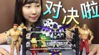 【新魔力玩具学校】魔幻车神对决 魔蛙车神PK巨神 第三季