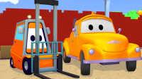 拖车汤姆 第13集 叉车