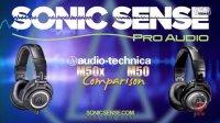 Audio-Technica ATH-M50x vs ATH-M50 Headphones Review