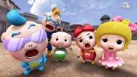 飞龙游戏解说 猪猪侠丛林冒险 百变猪猪侠游戏