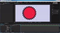 AE MG图形动画制作视频教程 04 形状、钢笔、文字