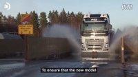 沃尔沃卡车-质量测试-涉水/雪地/悬挂 Volvo沃尔沃重卡FM/FH 牵引车 Volvo Truck Quality TEST