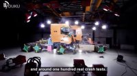 沃尔沃卡车-驾驶舱安全/碰撞测试/技术/制造 VOLVO展示视频 FM/FH 沃尔沃重卡