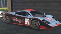 《GTA5》汽车mod #4迈凯伦 F1 GTR 【90年代赛道之王】