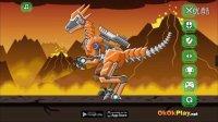 变形金刚 组装拼装迅猛龙 恐龙