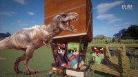 【悠然小天】我的世界侏罗纪公园第三季ep.21 飞艇
