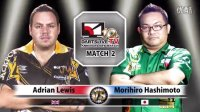 【Adrian Lewis VS 橋本 守容】DARTSLIVE.TV 10th ANNIVERSARY MATCH 2
