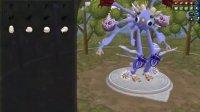 孢子银河冒险003KKX族生物阶段挑战史诗怪物最终进化沙盒游戏进化游戏战略游戏
