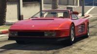 《GTA5》汽车mod #158法拉利 testarossa【它是个演员】