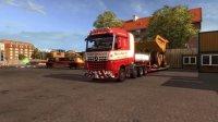 欧洲卡车模拟2 西苏格兰重载运输P3