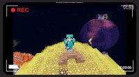 【极天实况】我的世界★Minecraft1.9主题空岛生存 我要去太空END结束的真快#极冰视频