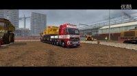 欧洲卡车模拟2 西苏格兰重载运输P4
