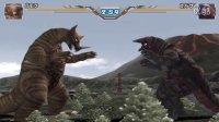 【毛毛虫解说】奥特曼格斗进化3 怪兽殿下 闯关 模式 122期