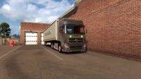 欧洲卡车模拟2日常 P6 东风天龙