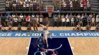 【布鲁】NBA2K17生涯模式:大学终极之战狂砍23+6+5(三)
