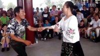 天津水上公园:有点怪异的吉特巴舞蹈