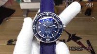 宝珀五十噚系列蓝色款5015D-1140-52B N厂Noob复刻神器超强夜光机械表