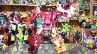 【红老弟转载】日本达人变形金刚定格动画 合体战争日版UW08计算王