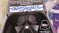 Star Wars 星球大战 手绘卡绘制  Jason Atomic
