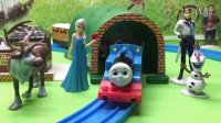 托马斯轨道小火车玩具视频