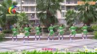杨丽萍广场舞《一抓一蹦跶》动次打次可爱的健身操