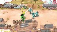 【肉搏快乐】变形金刚 03螳螂机器人 自爆机器人