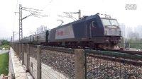 [火车]HXD3C+25T[K6608]长沙-岳阳 广铁沙段 开福区上行