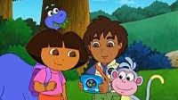 爱探险的朵拉迪亚哥历险记第6期 朵拉布茨丛林大冒险迭戈筱白解说 朵拉历险记动画片中