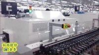 江苏南京和西股份汉尼赛全自动立式插件机与卧式插件机组合生产视频