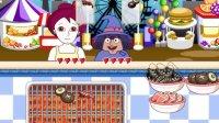 爱探险的朵拉:朵拉的神奇烧烤店#儿童故事动画益智小游戏