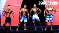 2016奥林匹亚男子健体决赛