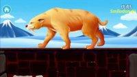 【肉肉】恐龙公园 02剑齿虎 巨蜥